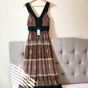 e1fffde66350d Thakoon Dresses | Rare Boho Chiffon Cutout Dress | Poshmark
